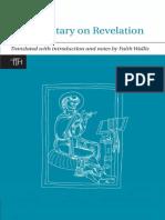 (Translated Texts for Historians, 58) Bede, Beda Venerabilis, Faith Wallis (transl.) - Commentary on Revelation-Liverpool University Press (2013)