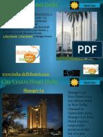 City Centre Hotel Delhi