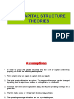 THE CAPITAL STRUCTURE THEORIES.ppt