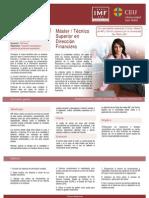 Imf-1028 Master Tecnico Superior en Direccion Financier A