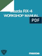 mazda rx4 workshop manual