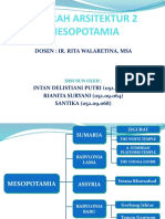 Sejarah 2 Mesopotamia