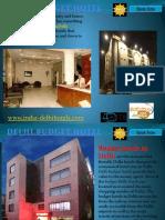 Delhi Budget Hotel