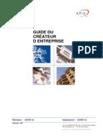 Guide du créateur d'entreprise - Version du 12-05-2014