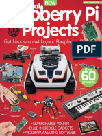 Practical Raspberry Pi Projects By Imagine Publishing Ltd
