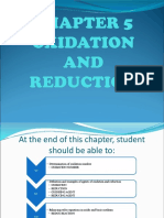 CHM131_CHAPTER 5_OXIDATION AND REDUCTION