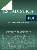 Clase 1 Estadistica