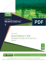 Masterpact NT NW Charla Tecnica Para Clientes