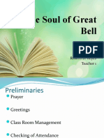 THE SOUL OF GREAT BELL-PART 1.pptx