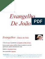 evangelho segundo joao