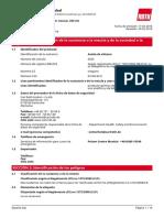 1.Ficha Datos Seguridad ACEITE DE SILICONA