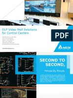 DLP Video Wall Cube Brochure 3-18-2014