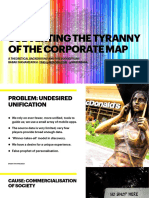 Strategies for subverting the tyranny of the corporate map