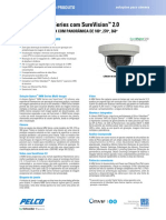 Optera IMM Series with SureVision 2.0 Specification Sheet Portuguese