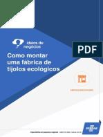 Como montar uma fábrica de tijolos ecológicos.pdf