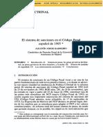 Dialnet-ElSistemaDeSancionesEnElCodigoPenalEspanolDe1995-224081