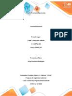 Fase 0 - Proceso de exportacion Lizeth Yadira Silva