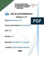 GUIA-AA (SEM11-12)-PRIMARIA VII A - Matemática.pdf