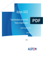 2.2 - Características técnicas TC's
