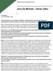 L'Elettronica Open Source - 3 Domande A_ Marco de Michele - Owner @Nu-Tech - 2010-11-04