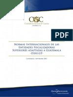 premisas generales para una auditoría independiente.pdf