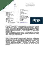 [3]ÁlgebraLineal_Sílabo_2010-2