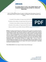 PROSPECÇÃO DA ESTRATÉGIA E-SUS - UMA FERRAMENTA DE GESTÃO E ANÁLISE DE SITUAÇÃO DE SAÚDE NA ATENÇÃO PRIMÁRIA