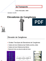 MV EQUIPOS DE TRANSPORTE ELEVADORES DE CANGILONES Y TC
