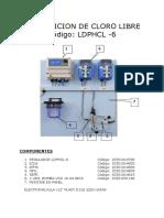 5.3 Manual de Usuario de Cloro y pH