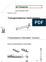MV EQUIPOS DE TRANSPORTE GUSANOS