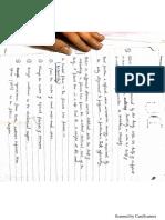 biomechanics answer sheet