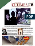SA Art Times September 2010