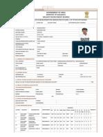 Application Details - Railway Recruitment Board