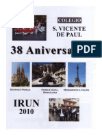 Sor Paz 2010