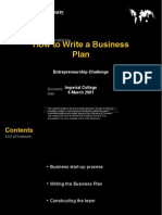 How to Write a Business Plan[1]