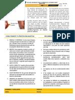 A1-I51  FICHA DE SEGURIDAD DE LOS EPP AUDITIVOS v.0