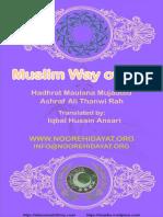 MuslimWayOfLife4BookletsInOneByShaykhAshrafAliThanvi.pdf