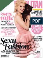 Cosmopolitan UK - February 2011