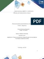Protocolo de práctica Bioquimica Contingencia COVID 19.docx
