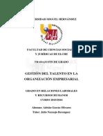 2. seleccion García Olivares Adrian