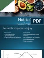 Nutricion quirurgica