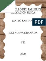 DESARROLLO  DEL TALLER DE EDUCACIÓN FISICA.docx