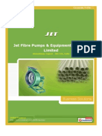 Jet Fibre Pumps & Equipments Private Limited