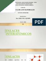 CM ENLACE INTERATOMICO