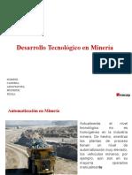 Presentación Metalúrgia I