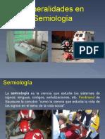Generalidades en Semiología Interrogatorio e Inspección