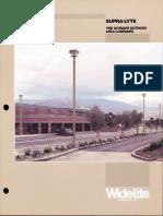 Wide-Lite Supra-Lyte Brochure 1990