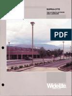 Wide-Lite Supra-Lyte Brochure 1992