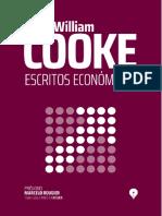 (Cooke) Escritos económicos