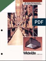 Wide-Lite WL WarehouseLyter Brochure 1996